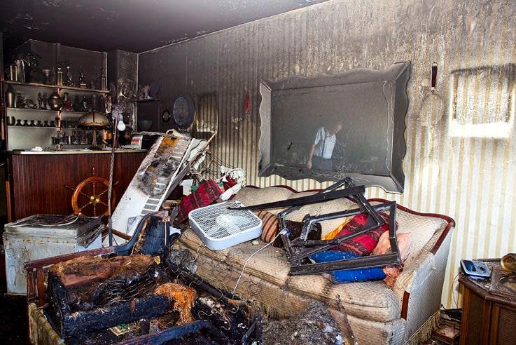 Оценка квартиры при пожаре фото