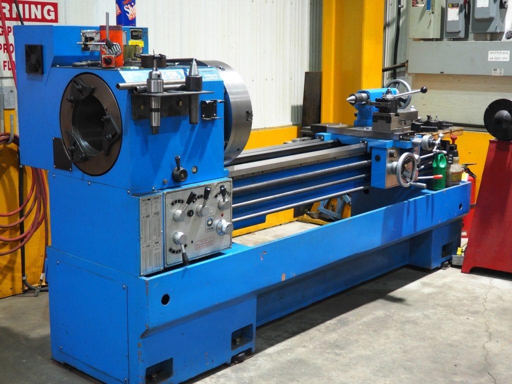 Оценка производственного оборудования и линий фото