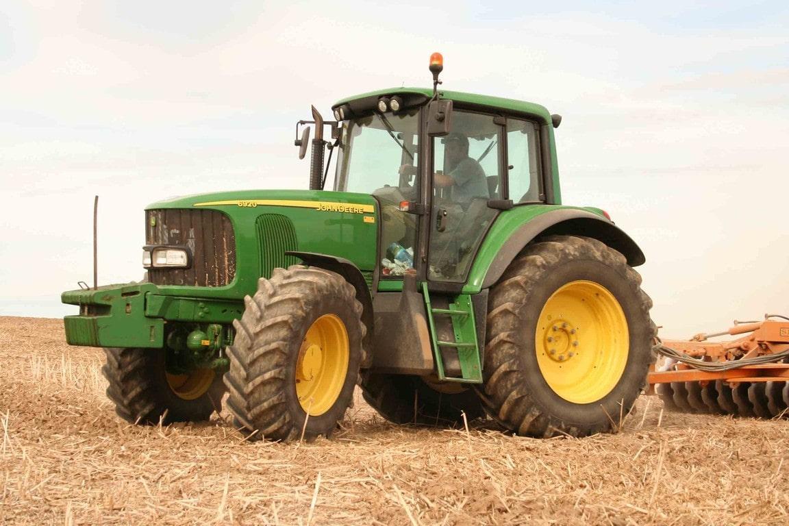 Оценка трактора фото